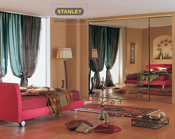 Стенли на заказ встроенная мебель